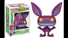 Funko Pop! presenta línea dedicada a Nickelodeon de los noventa