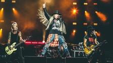 Guns N' Roses quiere sacarle el jugo a la reunión de sus tres integrantes más populares: Axl Rose, Slash y Duff McKagan. La reunión volverá a presentarse en Norteamérica este año, por lo que más presentaciones en Sudamérica no están descartadas.