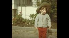 Dave Grohl regañó a su madre por publicar fotos vergonzosas
