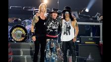 Guns N Roses se dará un salto por Chile nuevamente. Actualmente realiza presentaciones en Europa y tocará en Rock In Rio en septiembre.