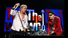 The Who. La banda estará en la edición de este año de Rock In Rio y además se presentará en Argentina y Chile.