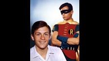 El papel de Robin en Batman fue el primer rol importante que tuvo en su carrera y el que lo lanzó a la fama.