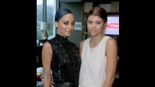 Sofia y Nicole Richie: Las Richie han modelado sobre las pasarelas de importantes marcas como Marc Jacobs y Tommy Hilfiger