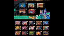 Estos son los 21 juegos que incluirá la consola