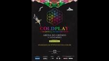 Tocará el 11 de noviembre en Porto Alegre.