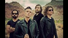 The Killers también llegaría promocionando su nuevo álbum.