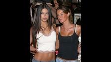 Adriana Lima y Gisele Bundchen