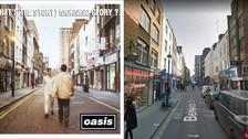 OASIS. En octubre de 1995 la banda lanzó