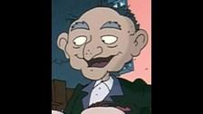 Los Rugrats fueron acusados de promover el antisemitismo en 1998. La acusación decía que el abuelo Pickles representaba un estereotipo negativo de la comunidad judía. Los denunciantes se basaban, no en la serie animada, sino en el comic, donde tenía enorme nariz y orejas, como se representaba a los judíos en la propaganda nazi. Nickelodeon reaccionó dejando de lado al personaje, que solo apareció un par de veces.