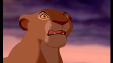 será Sarabi, la madre de Simba