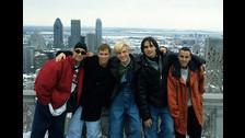 Backstreet Boys en marzo de 1997.