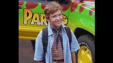 Joseph Mazzello tenía diez años cuando grabó la película.