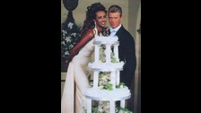 Iman y David Bowie se casaron en 1992