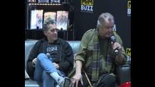 En marzo de este año los actores fueron invitados a la MCM Comic Con en Liverpool, Inglaterra. Allí fueron entrevistados y contaron algunas anécdotas de sus años como dupla en la tele.