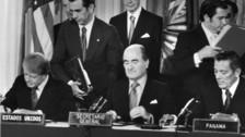 El proyecto existió y el caso se hizo público en el Senado de los Etados Unidos en 1977.