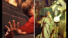 NICOLAS FLAMEL. El mago es mencionado en el primer libro de Harry Potter, pues inventó la Piedra Filosofal.
