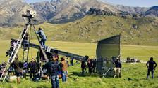 2. Incluso la película fue grabada usando los paisajes de ese país.