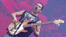 Cuchillazo en la primera edición de Cosquín Rock Perú