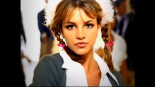 'Baby, one more time' - Britney Spears