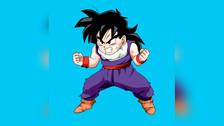 Gohan, hijo de Goku y Milk