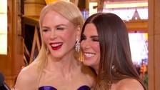 Oscar 2018: Nicole Kidman se