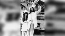 Se casaron en el Consulado Británico de Gibraltar