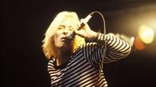 Thom Yorke en agosto de 1993