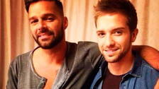 5 fotos que dispararon rumores de romance de Ricky Martin y Pablo Alborán