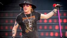 """Axl Rose: La voz de Guns N' Roses se nieva a tocar en cualquier cuidad cuyo nombre empiece con """"M"""", porque cree que es una letra maldita."""