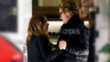 Diego Boneta y Camila Sodi (Foto: TV Notas)