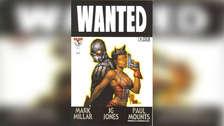 Wanted (2008): Está basado en el comic del mismo nombre, escrito por Mark Millar de la editorial Top Cow. En la pantalla grande, fue protagonizada por Angelina Jolie.