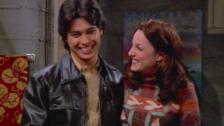 """En 1999, tuvo un rol en la serie """"That '70s show""""."""