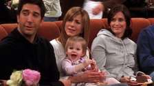 Cali y Noelle Sheldon tenían menos de un año cuando aparecieron en la serie