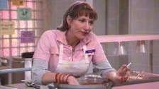 """En el 2004, se casó con el actor Kurt Sutter. Además, fue la madre de Hyde en """"That' 70s Show""""."""