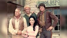 """Por su papel en """"El gran chaparral"""", se llevó tres Globos de Oro como mejor actriz de una serie dramática."""