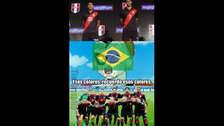 Estos son los memes más divertidos del partido amistoso de Perú vs. Brasil.