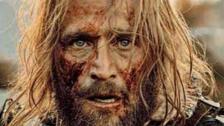 La transformación de Michel Brown para participar en la serie Hernán.