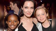 Mira la transformación física de la hija de Angelina Jolie y Brad Pitt en John.