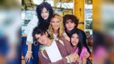Mira a las tiernas hijas de la actriz Allisson Lozz, protagonista de la telenovela Misión S.O.S y Al diablo con los guapos.