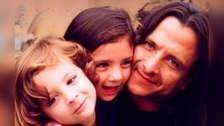 Mira cómo lucen los hijos del actor Eduardo Palomo.