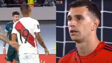 Selección peruana: 'Dibu' Martínez consideró que Yotún 'le guiñaba el ojo' antes del penal