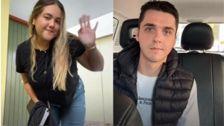 TikTok: El video viral de la chica que tiene un enamorado de Estados Unidos